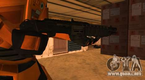 SPAS-12 Black Mesa para GTA San Andreas