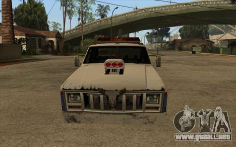Nuevo remolque para GTA San Andreas left