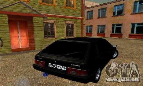 2109 para vista inferior GTA San Andreas