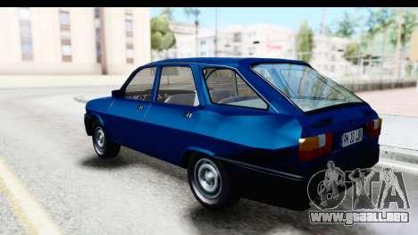 Dacia Liberta para GTA San Andreas left