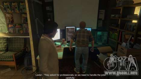 GTA 5 Story Mode Heists [.NET] 1.2.3 tercera captura de pantalla