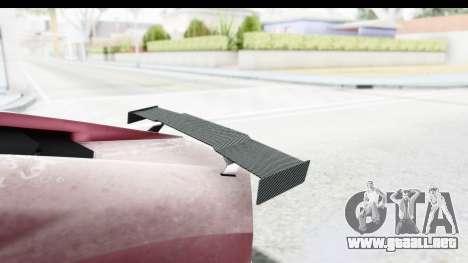 GTA 5 Pegassi Reaper v2 IVF para visión interna GTA San Andreas