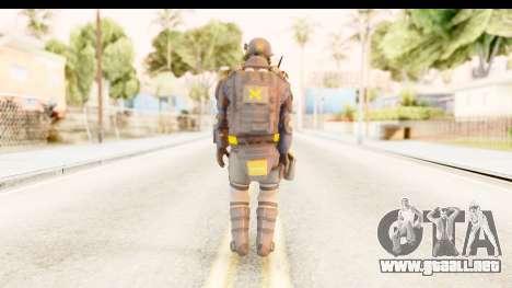 Monarch Shotgun para GTA San Andreas tercera pantalla