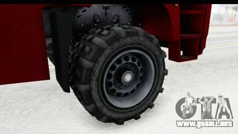 GTA 5 MTL Dune 3D Shadow IVF para GTA San Andreas vista hacia atrás
