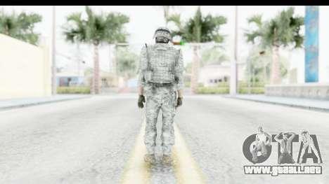 Global Warfare USA para GTA San Andreas tercera pantalla