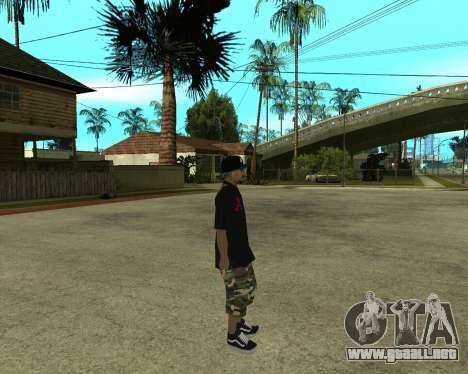 New Armenian Skin para GTA San Andreas undécima de pantalla