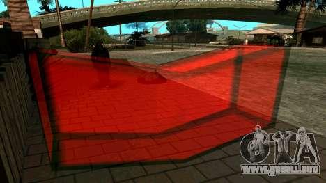 Nuevo token para GTA San Andreas tercera pantalla