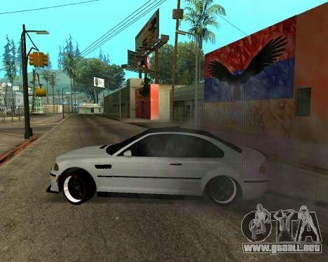 BMW M3 Armenian para el motor de GTA San Andreas