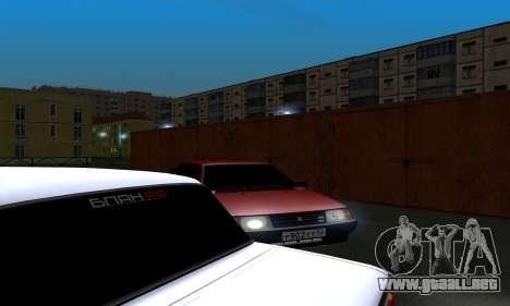 2109 para el motor de GTA San Andreas