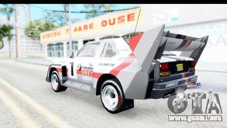 GTA 5 Obey Omnis para la vista superior GTA San Andreas