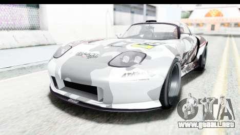 GTA 5 Bravado Banshee 900R Mip Map para las ruedas de GTA San Andreas