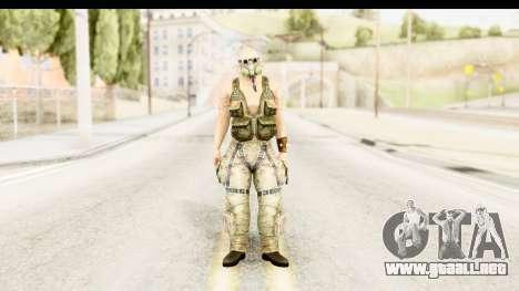 CrimeCraft Male Rogue para GTA San Andreas segunda pantalla