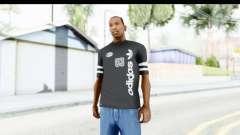 Adidas 03 T-Shirt para GTA San Andreas