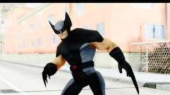 Marvel Heroes - Wolverine Xforce para GTA San Andreas