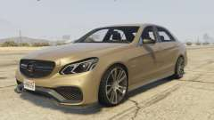 Mercedes-Benz E63 Brabus 850HP
