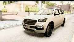 GTA 5 Benefactor XLS SA Style