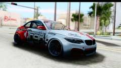 BMW M235i HGK para GTA San Andreas