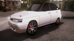 VAZ 2112 GVR calidad para GTA San Andreas