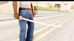 Bleach - Rukia Weapon para GTA San Andreas