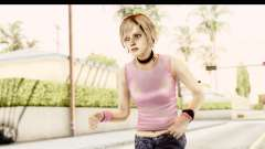 Silent Hill 3 - Heather Redone Less Gloomy para GTA San Andreas