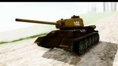 T-34-85 Rudy 102
