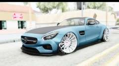 Mercedes-Benz AMG GT Prior Design