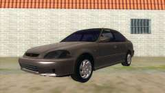 Honda Civic Sedan Stock para GTA San Andreas