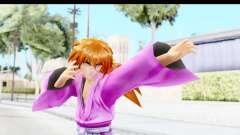 Kenshin v3 para GTA San Andreas