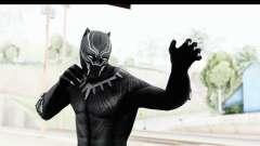 Marvel Heroes - Black Phanter (Civil War)