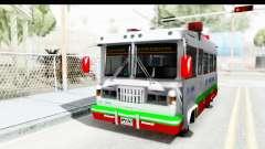 Dodge 300 Microbus para GTA San Andreas