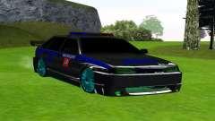 VAZ 2114 DPS para GTA San Andreas