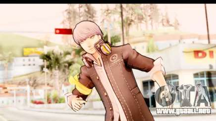 Persona 4: DAN - Yu Narukami Default Costume para GTA San Andreas