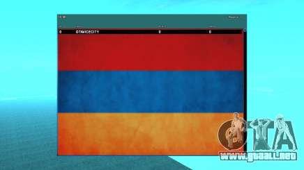Sampgui Mouse Armenian Style V-2.0 para GTA San Andreas