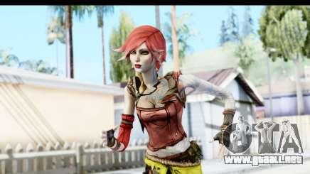 Borderland - Lilith para GTA San Andreas