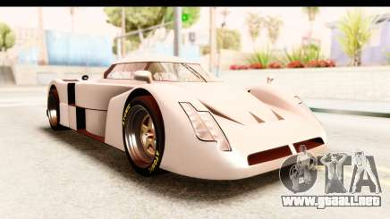 GTA 5 Annis RE-7B para GTA San Andreas