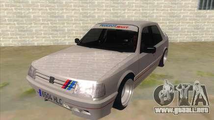 Peugeot 309 Rallye para GTA San Andreas