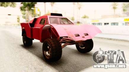 GTA 5 Desert Raid IVF para GTA San Andreas