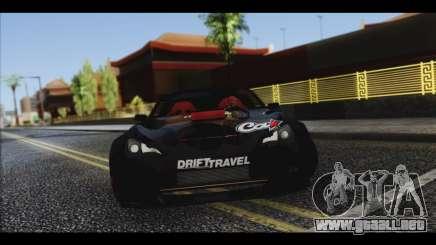 Toyota GT-86 RocketKroll LSA para GTA San Andreas