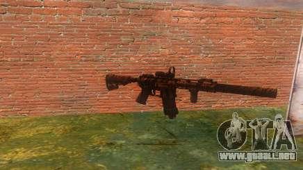 Noveske Diplomat 7.5 para GTA San Andreas