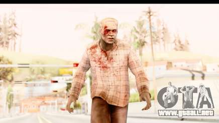 Left 4 Dead 2 - Zombie Shirt 2 para GTA San Andreas