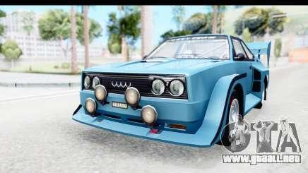 GTA 5 Obey Omnis para GTA San Andreas