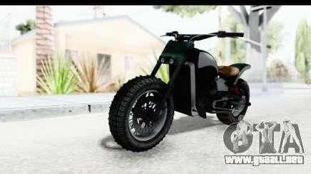 GTA 5 Western Gargoyle Stock IVF para GTA San Andreas