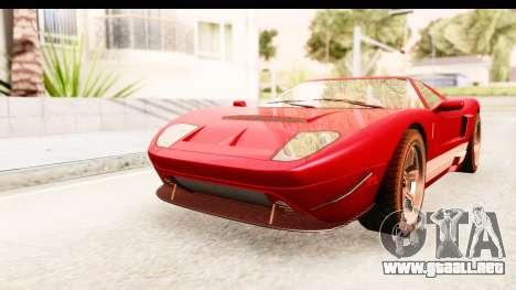 GTA 4 TboGT Bullet para la visión correcta GTA San Andreas