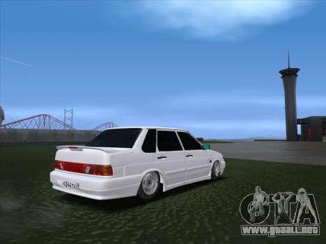 2115 para la visión correcta GTA San Andreas