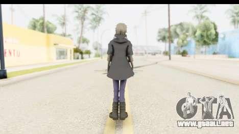 Shuuya Kano (Kagerou Project) para GTA San Andreas tercera pantalla