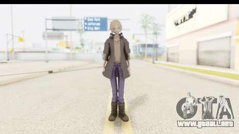 Shuuya Kano (Kagerou Project) para GTA San Andreas segunda pantalla