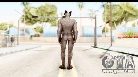 Marvel Future Fight - Destroyer para GTA San Andreas tercera pantalla