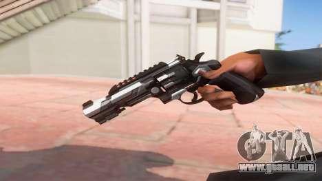 R8 Revolver Reboot para GTA San Andreas segunda pantalla