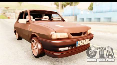 Dacia 1310 PTM para la visión correcta GTA San Andreas