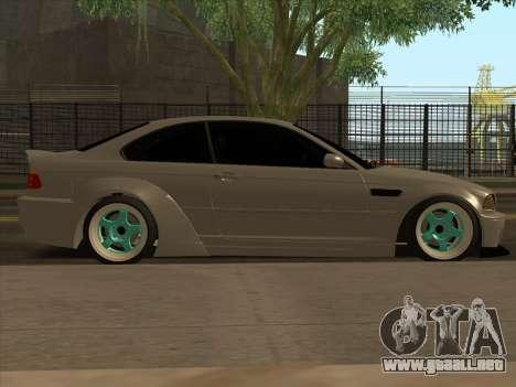 BMW E46 para GTA San Andreas left